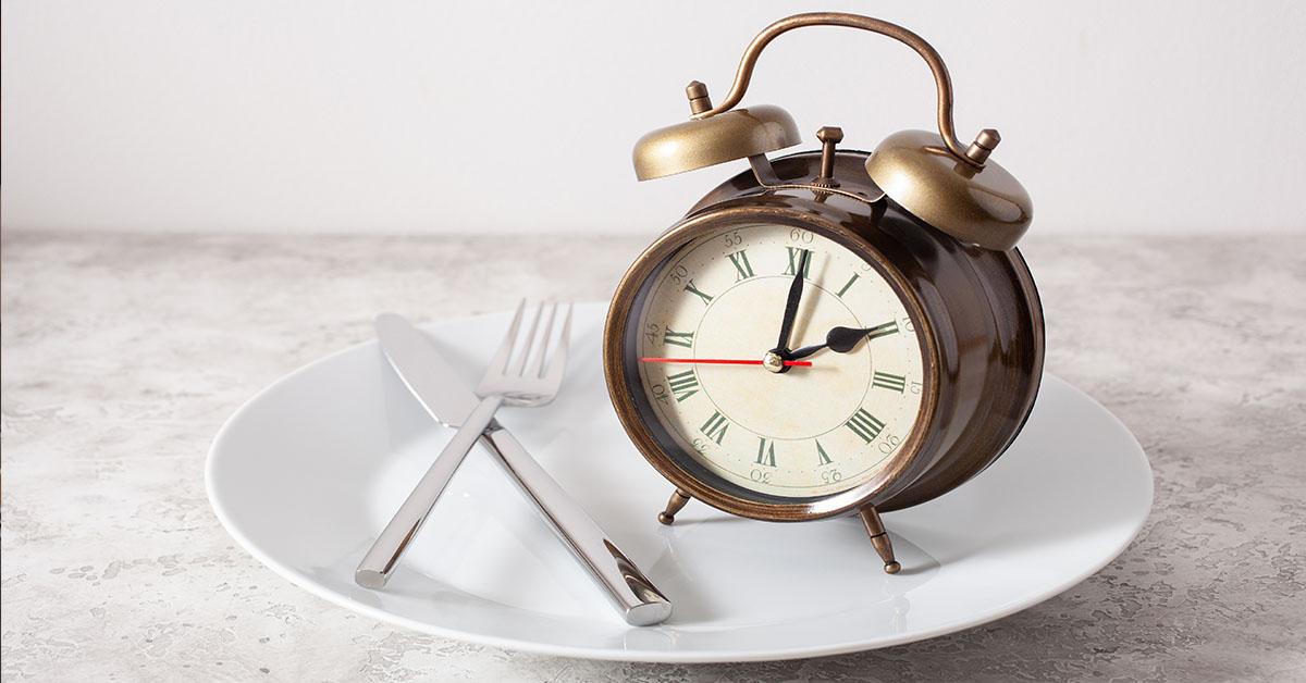 regularne jedzenie a metabolizm